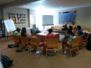 MYPF Training in Kingian Nonviolence