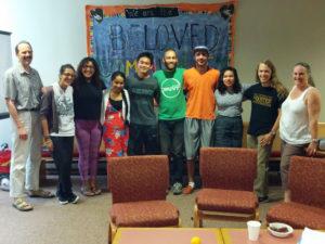 2015 Mike Yarrow Peace Fellows