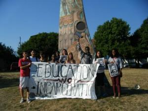 PAT 2013 education not incarceration